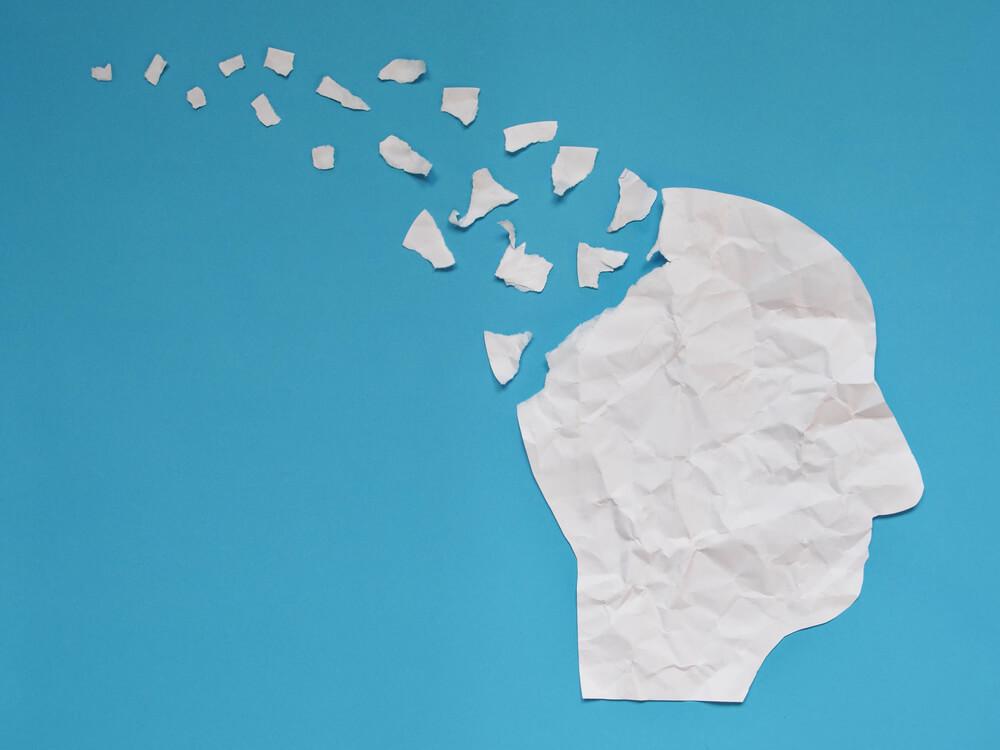 不牙周治療的後果:失智症